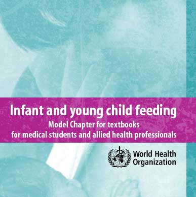 What should i write in recommendations in a research paper about infant feeding practices?
