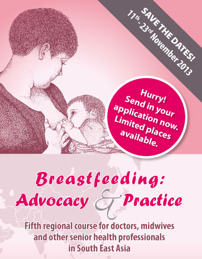 Advocacy breast feeding
